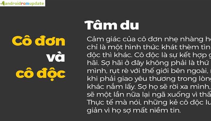 Font Montserrat Việt Hóa