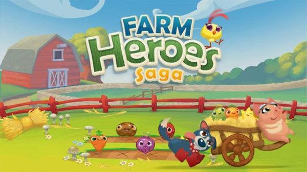 Farm Heroes Saga