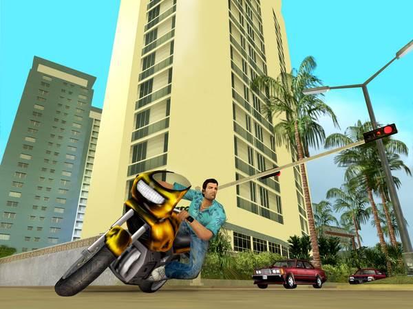 Grand Theft Auto Vice City Patch