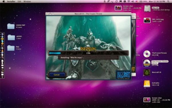 game Warcraft III